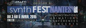 Bannière Synth Fest 2015
