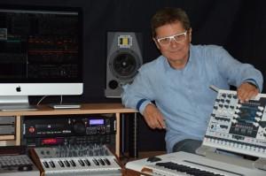 Zanov en studio - 2014