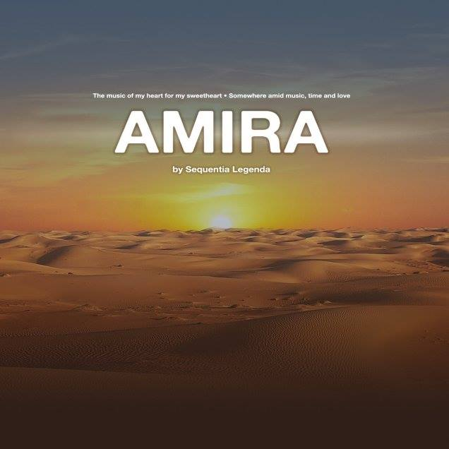 AMIRA de Sequentia Legenda