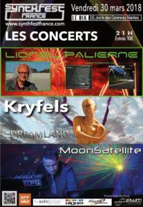 Concert Lionel Palierne au SynthFest France 2018 @ SynthFest France   Nantes   Pays de la Loire   France